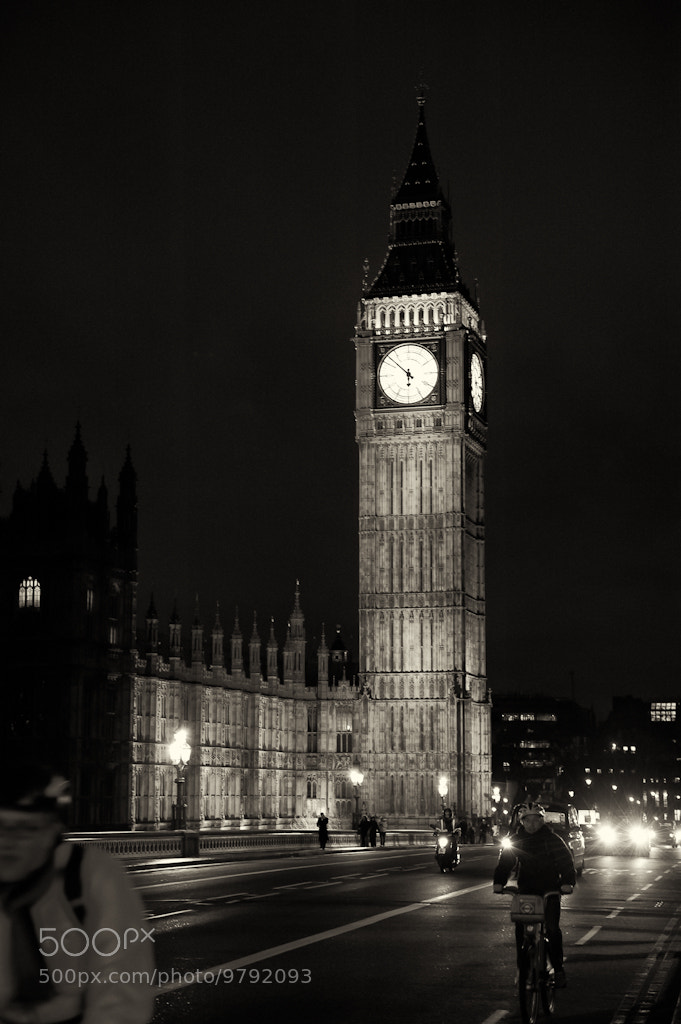 Photograph A Winter's Night in London by Kristin Repsher on 500px