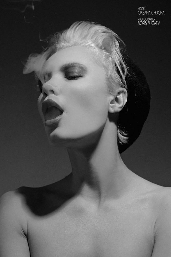 Oksana Chucha By Boris Bugaev / 500px