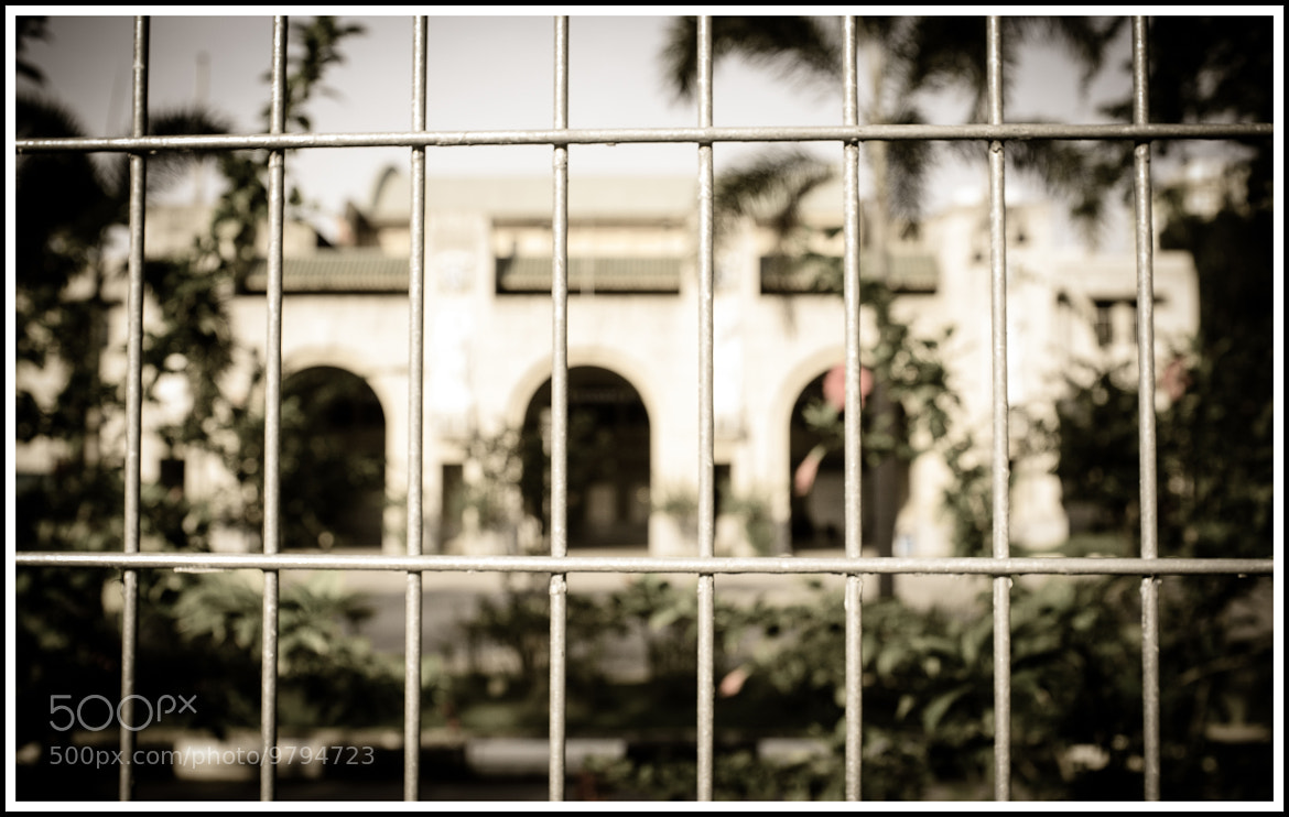 Photograph Tanjong Pagar Railway Station by kargee on 500px