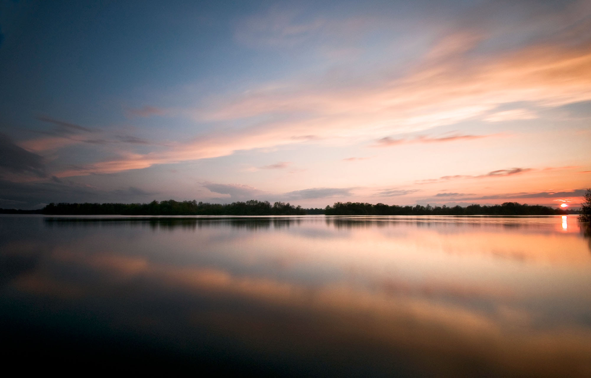 Photograph Just Reflections by Daniel Bosma on 500px