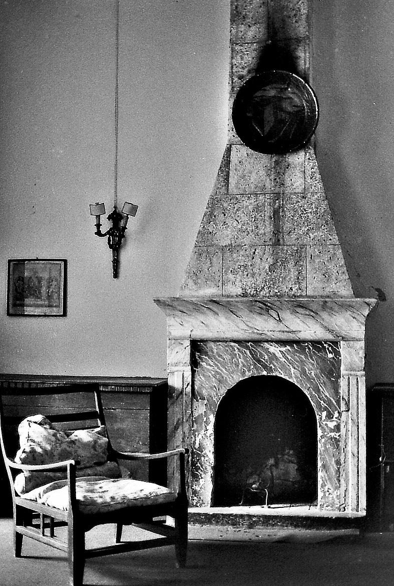 Old Stone Fireplace By Valentino Crescenzo 500px