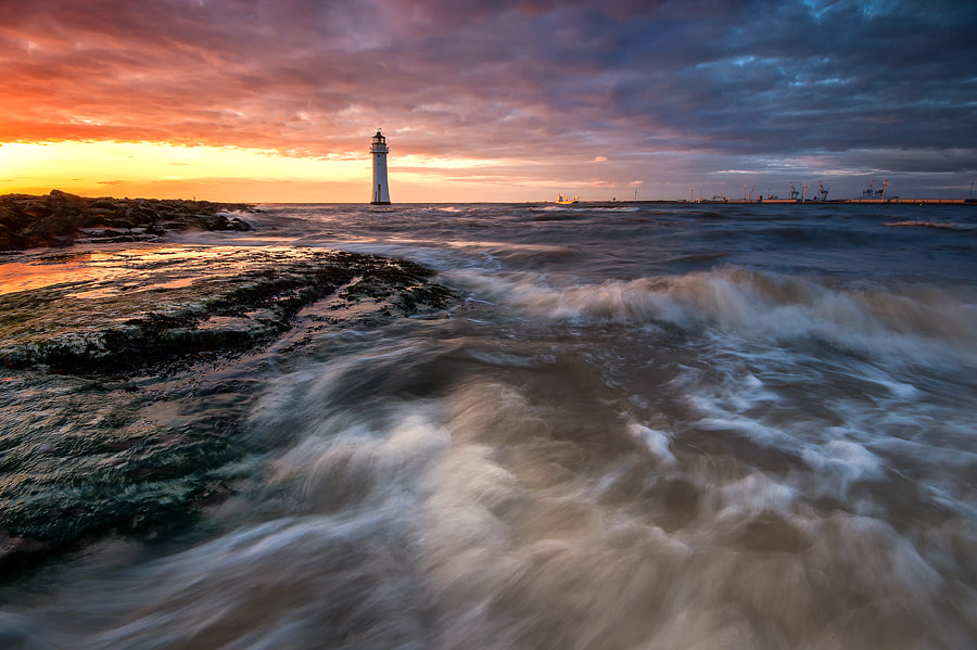 Photograph Crest Of A Wave by Mark Broughton on 500px