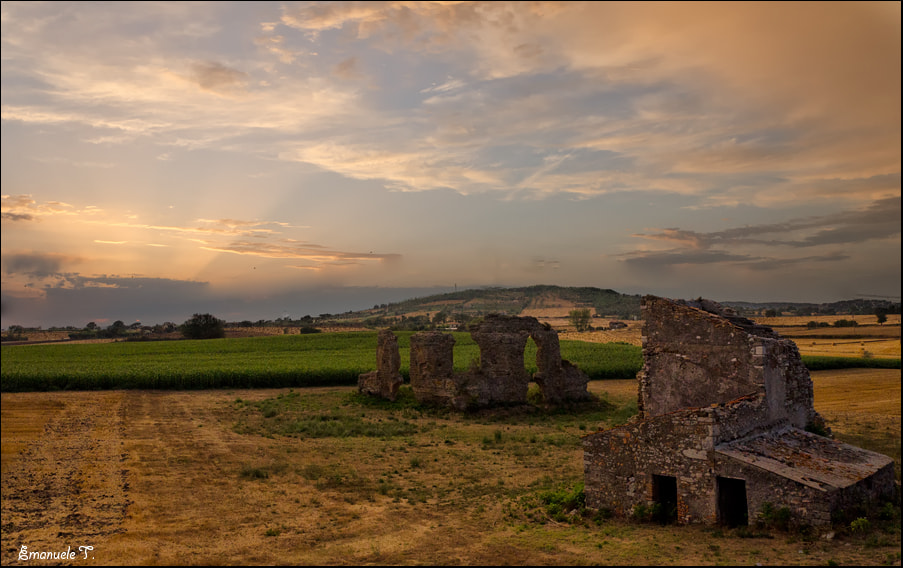 Photograph dilapidated color by Emanuele Torrisi on 500px