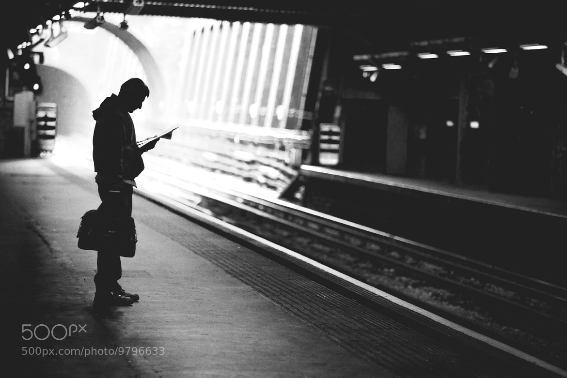 Photograph Daily Commute by Giuseppe Parisi on 500px