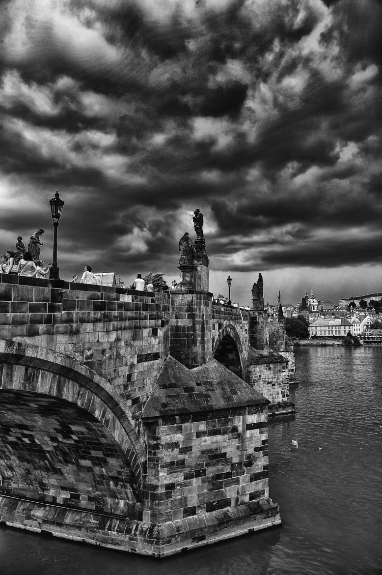 Photograph Charles Bridge by Andi Hauser on 500px