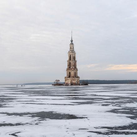 City Under Ice.