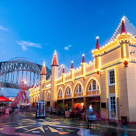 Luna Park Buzz by Kajo Photography (kajo)) on 500px.com