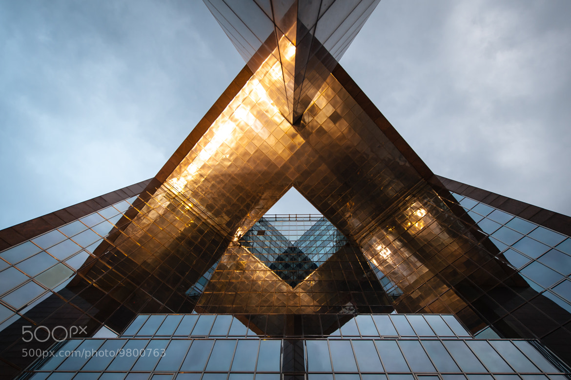 Photograph Pyramid by .Vulture Labs on 500px