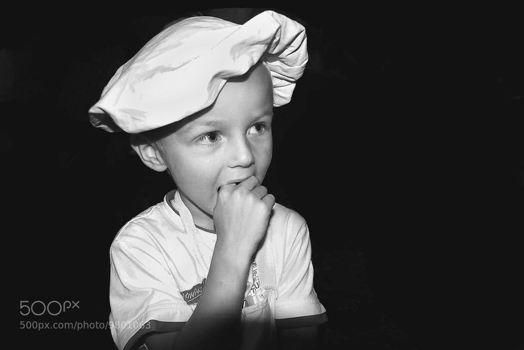 Photograph Little Baker by B Timmer on 500px