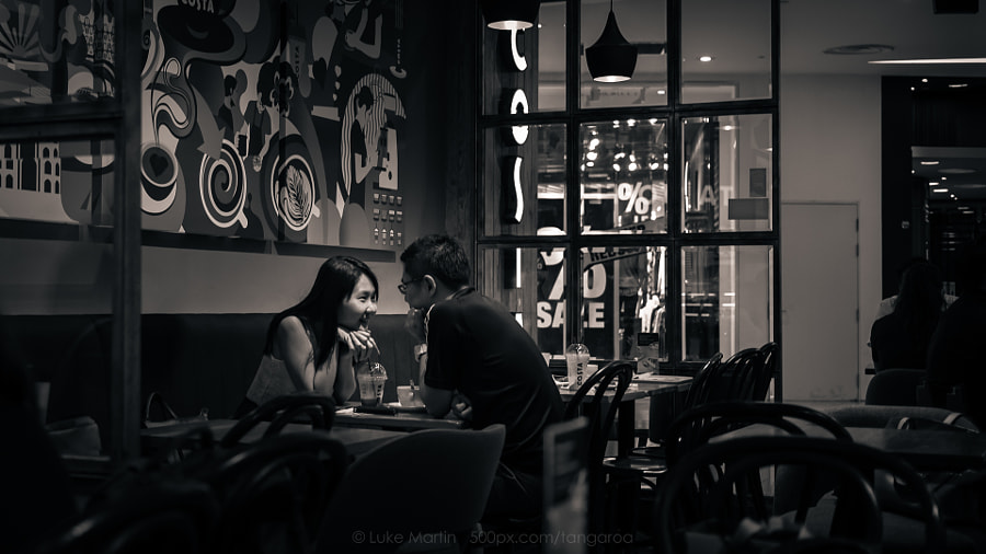 First Date by Luke Martin on 500px.com