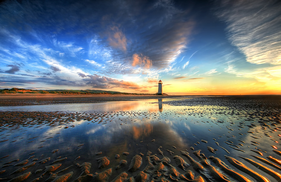 Photograph The Sky Goes All The Way Home by Mark Broughton on 500px