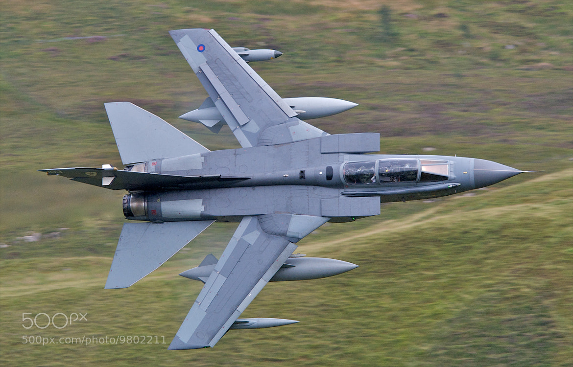 Photograph Tornado GR4 by Jon Pym on 500px