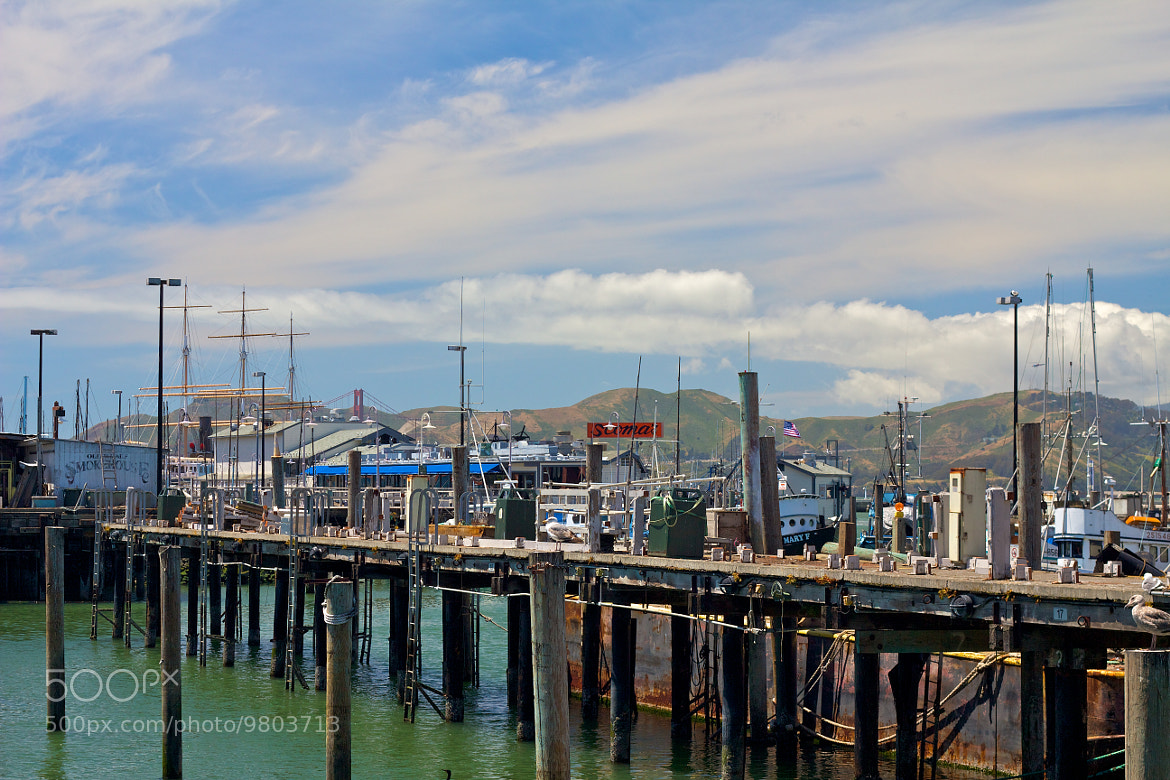 Photograph The Pier 2 by Eric Le Roux on 500px