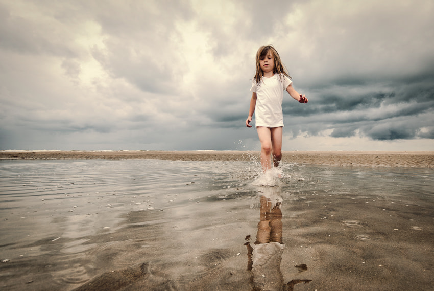 Photograph A day at the beach by Monica Stuurop on 500px