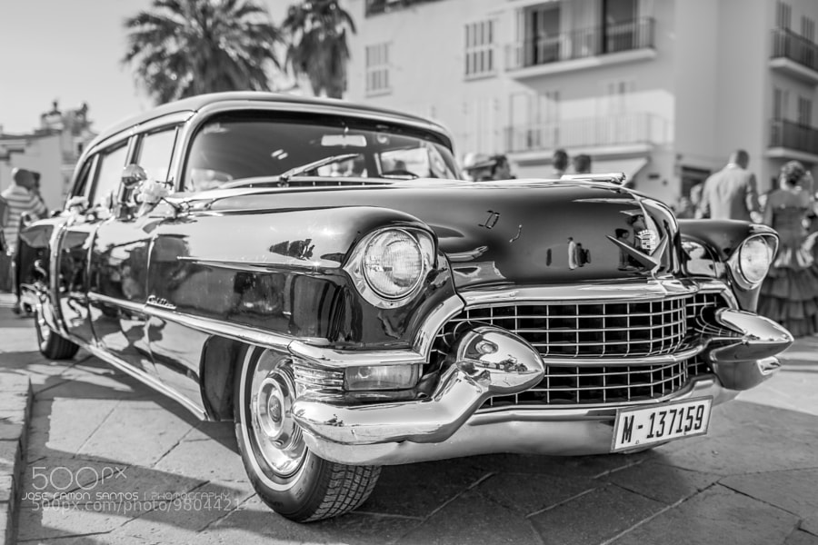 Photograph Wedding Cadillac by Jose Ramon Santos on 500px