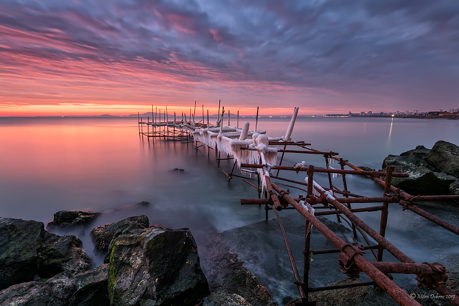 Photograph Sunrise in Burgas Bay by Milen Dobrev on 500px