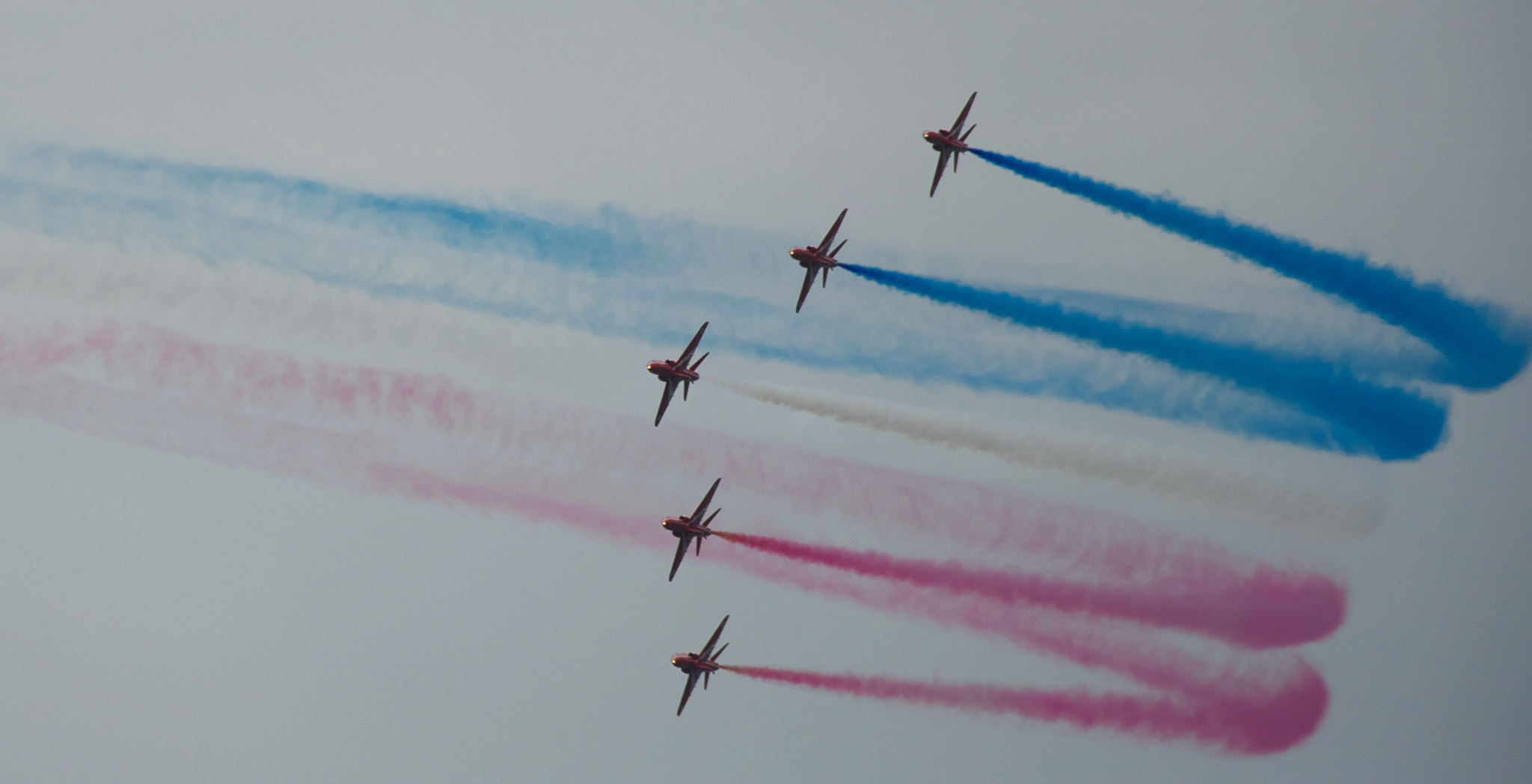 Photograph Red arrows by Stavros Argyropoulos on 500px