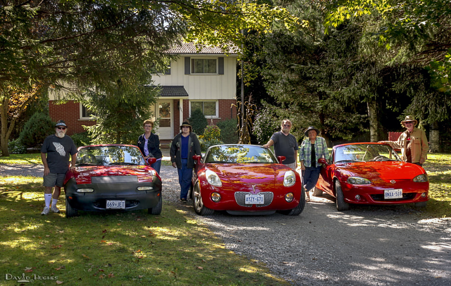Red Car Club - Keene Rib Trip
