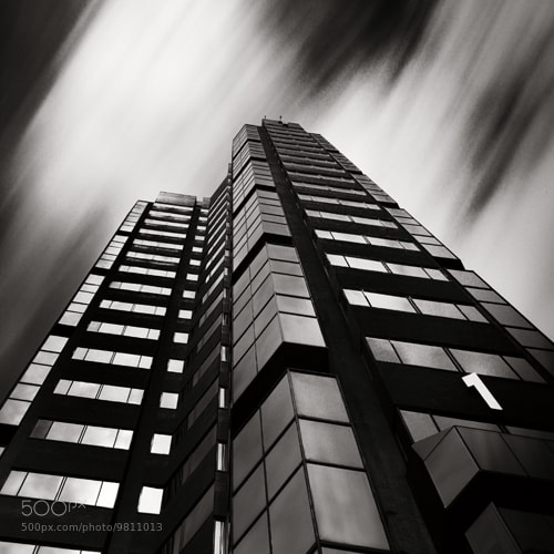 Photograph Building No 1 by David Lowe on 500px