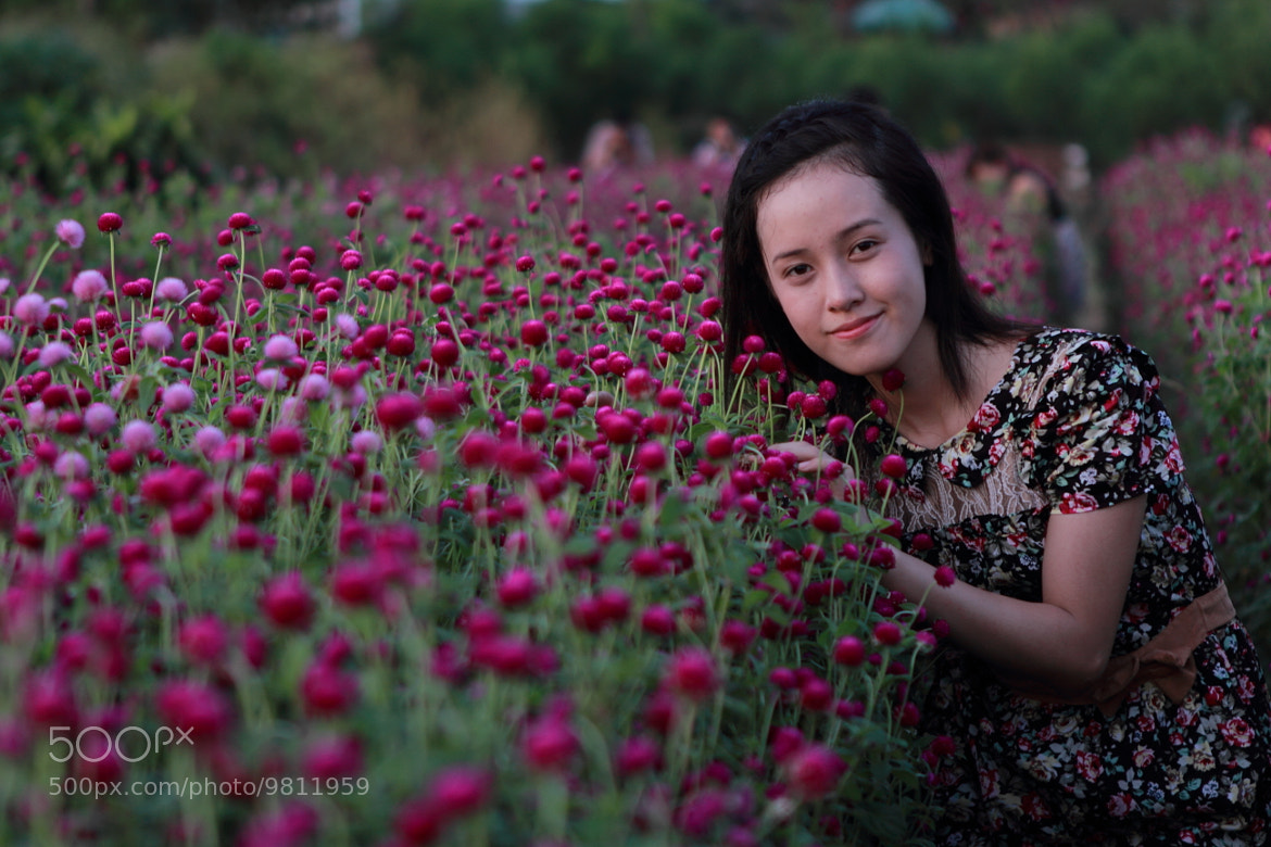 Photograph Mai Chi by Long Vic on 500px