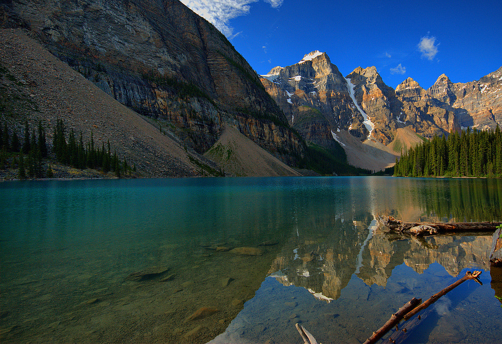 Photograph Moraine Lake  by Aubrey Stoll on 500px