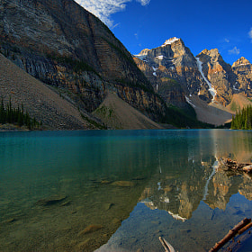 Moraine Lake  by Aubrey Stoll (Night_Gallery)) on 500px.com