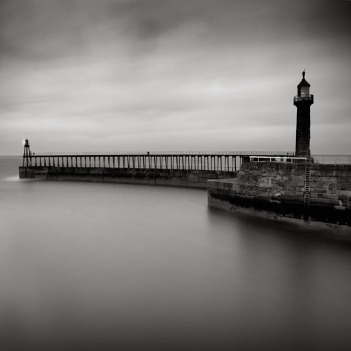 Photograph Whitby Harbour by David Lowe on 500px