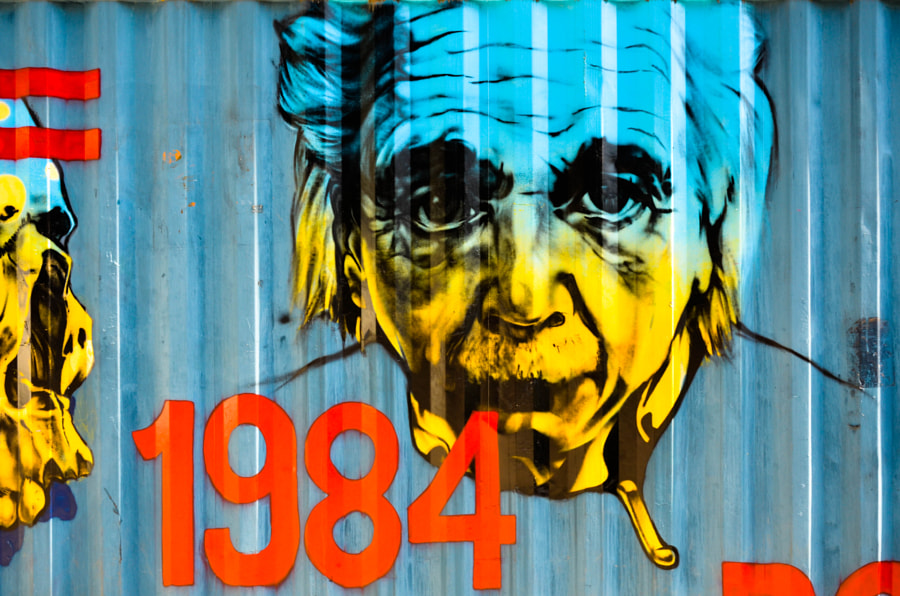 Einstein by CHRIS  TAYLOR on 500px.com