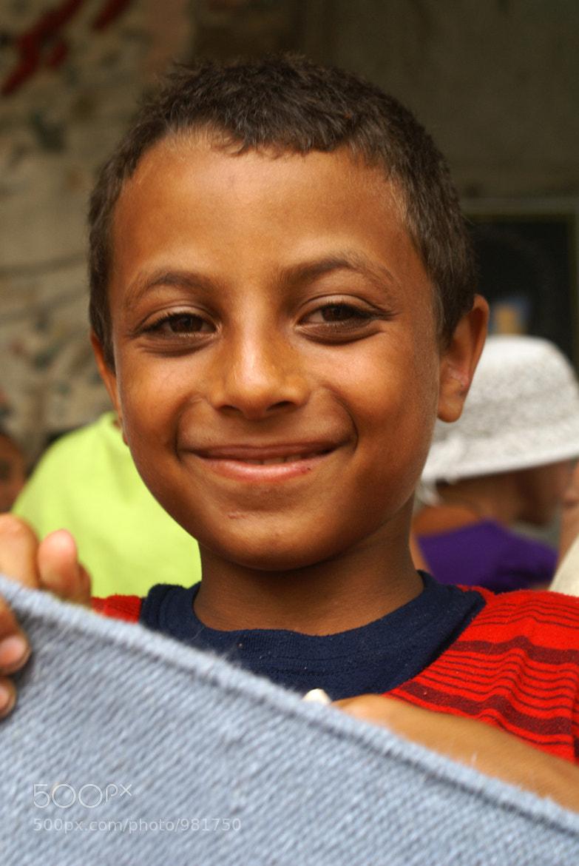 Photograph Egiptian boy by Olga Savenko on 500px