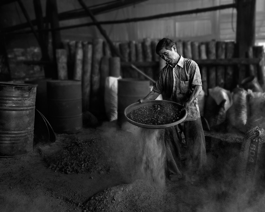 Photograph Dusty Job by WK Chew on 500px