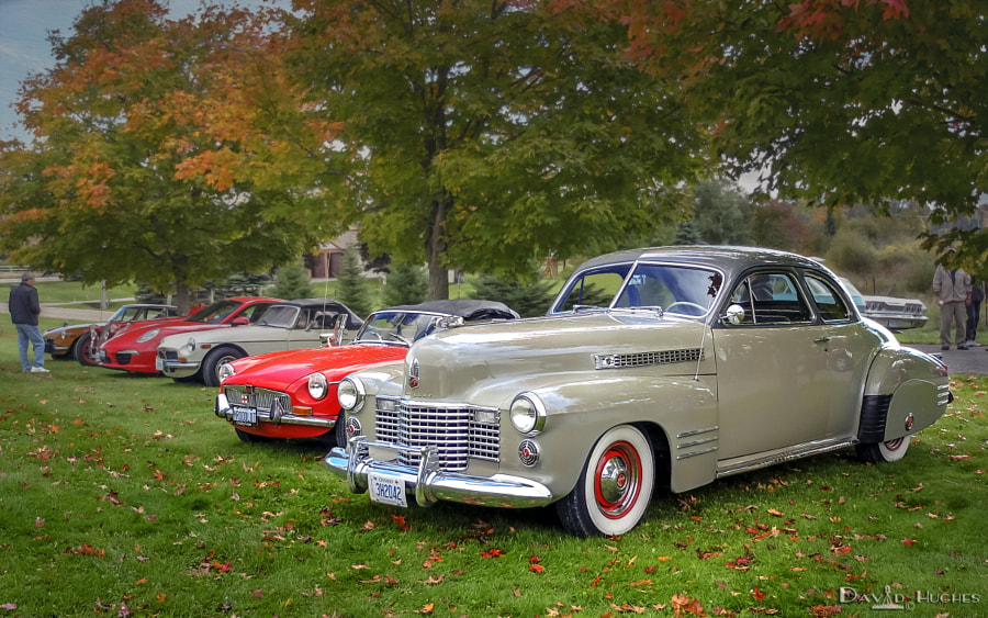 1941 Cadillac Series Coupe