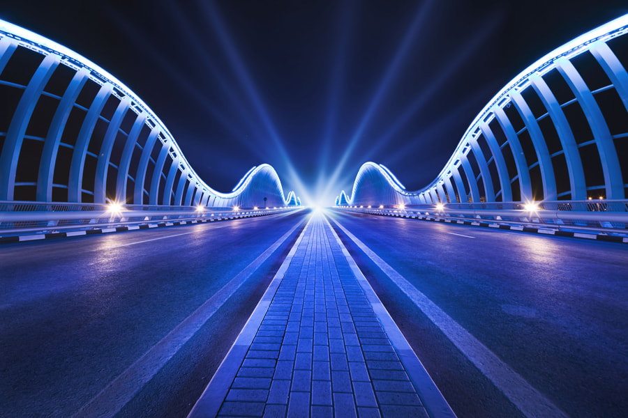Photograph Tron by Alisdair Miller on 500px