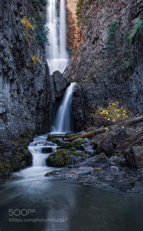 Photograph Mystic Falls by John Mumaw on 500px