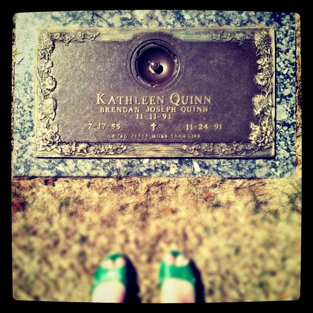 Photograph Graveside by Meghan Arias on 500px