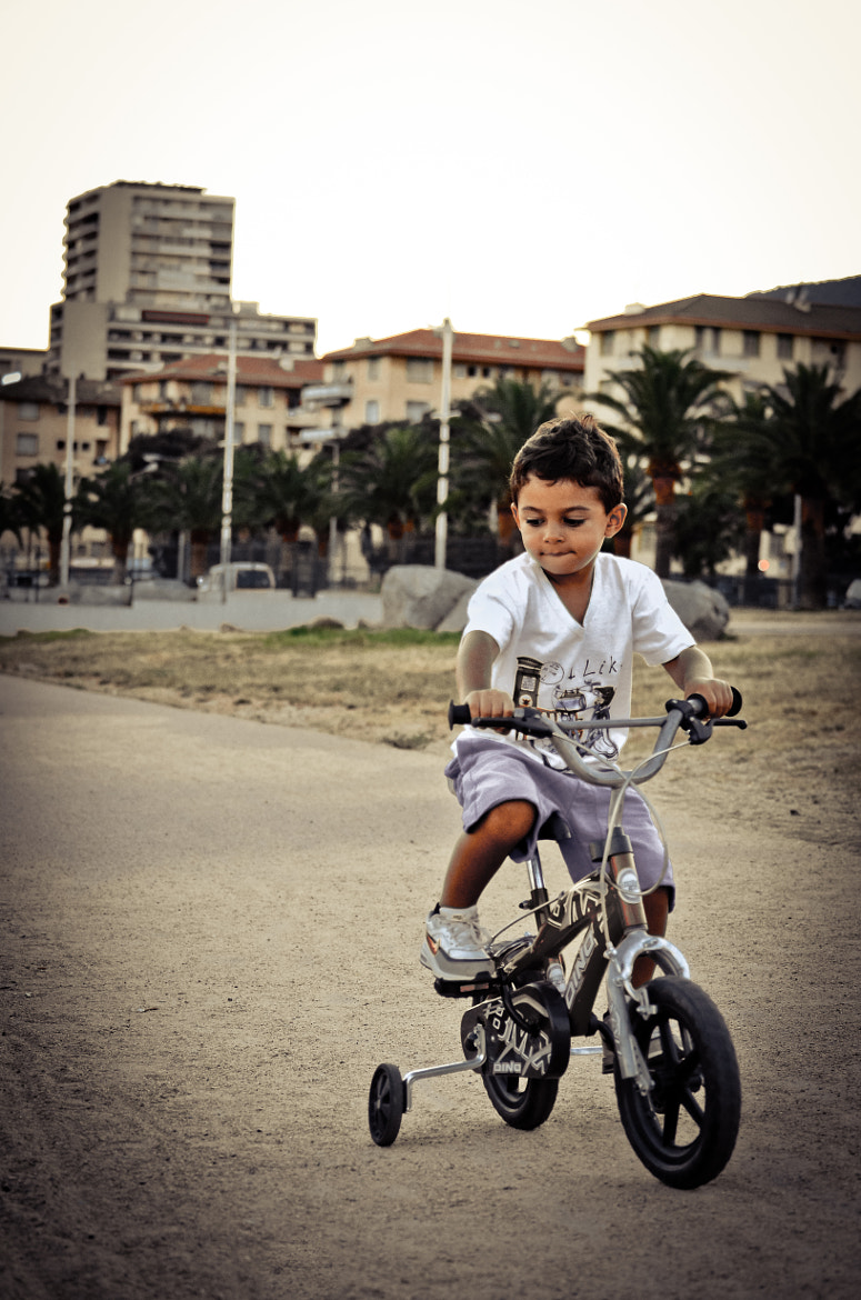 Photograph Cyclist by Sascha Drobnjak on 500px