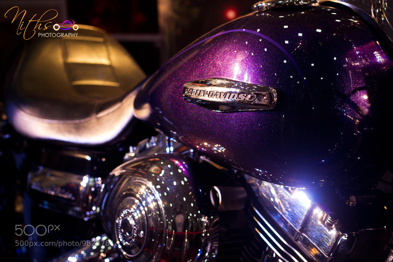 Photograph Harley Curves by Nithya Radhakrishnan on 500px