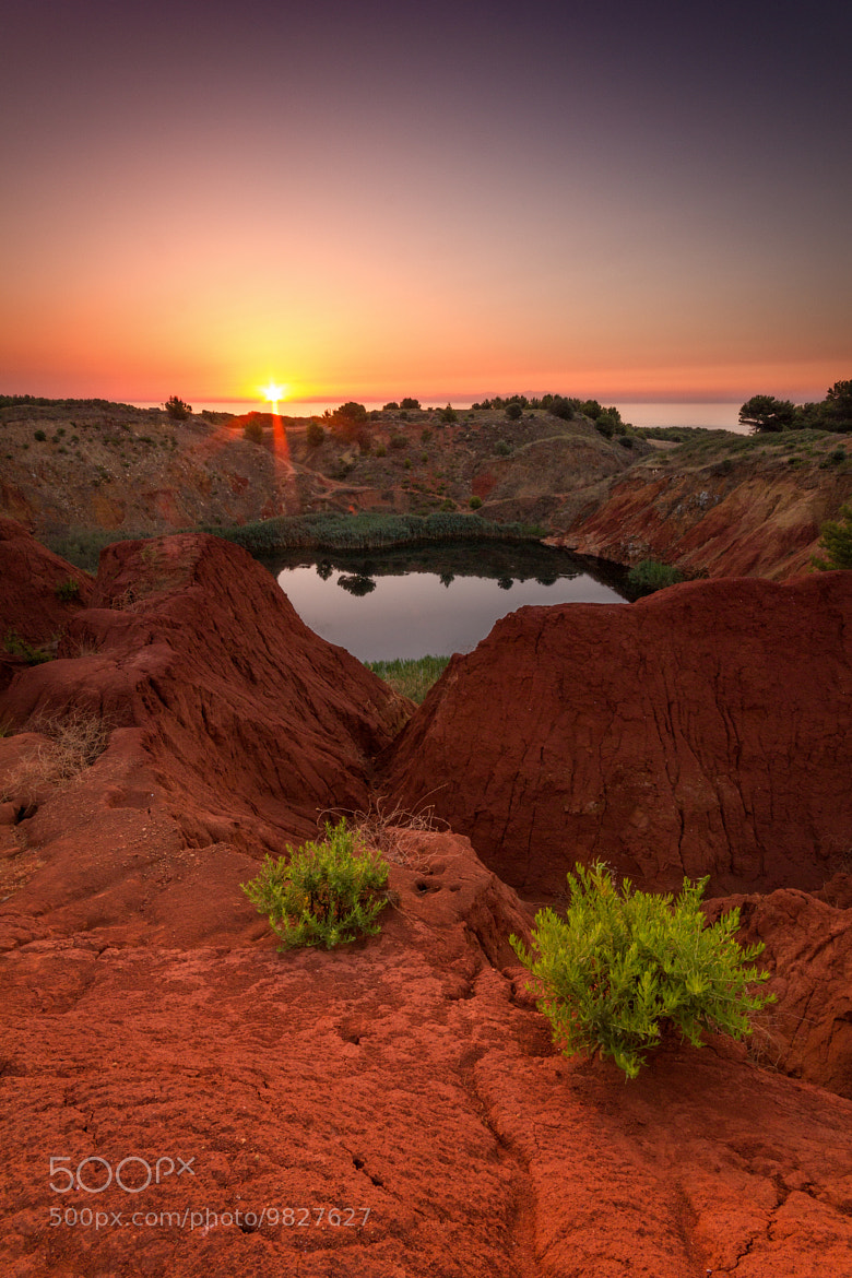 Photograph Cave di Bauxite Otranto Italy by Antonio Bruno on 500px