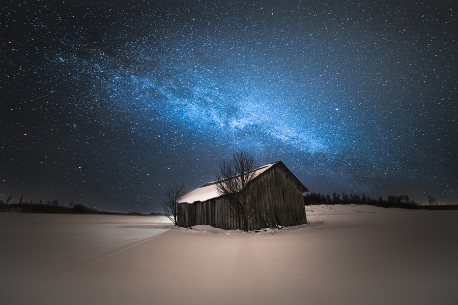 Photograph Cold light. by Mika Suutari on 500px
