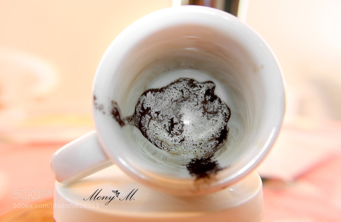 Photograph coffee grounds by Mony M. on 500px