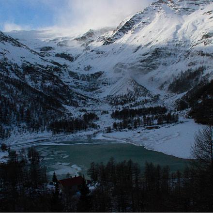 Lago PalÜ, Switserland