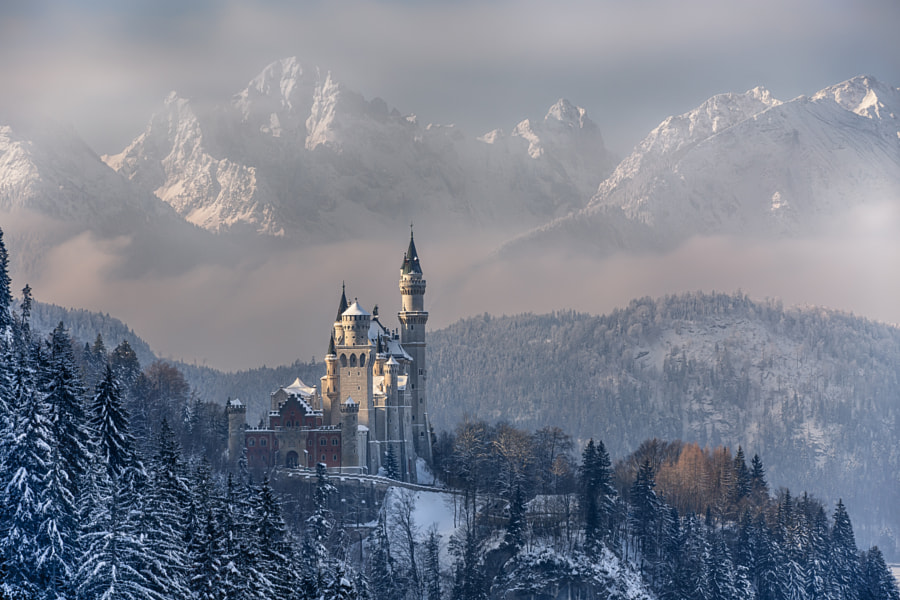 Fairytale Castle by Achim Thomae on 500px.com