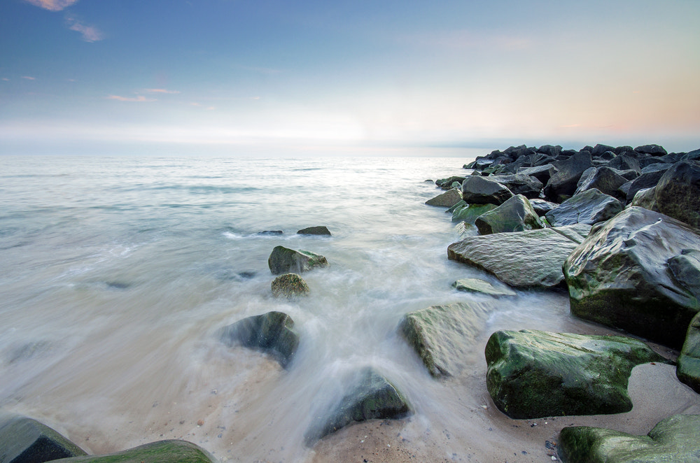 Photograph Stones n' water by Christian V. Cortsen on 500px