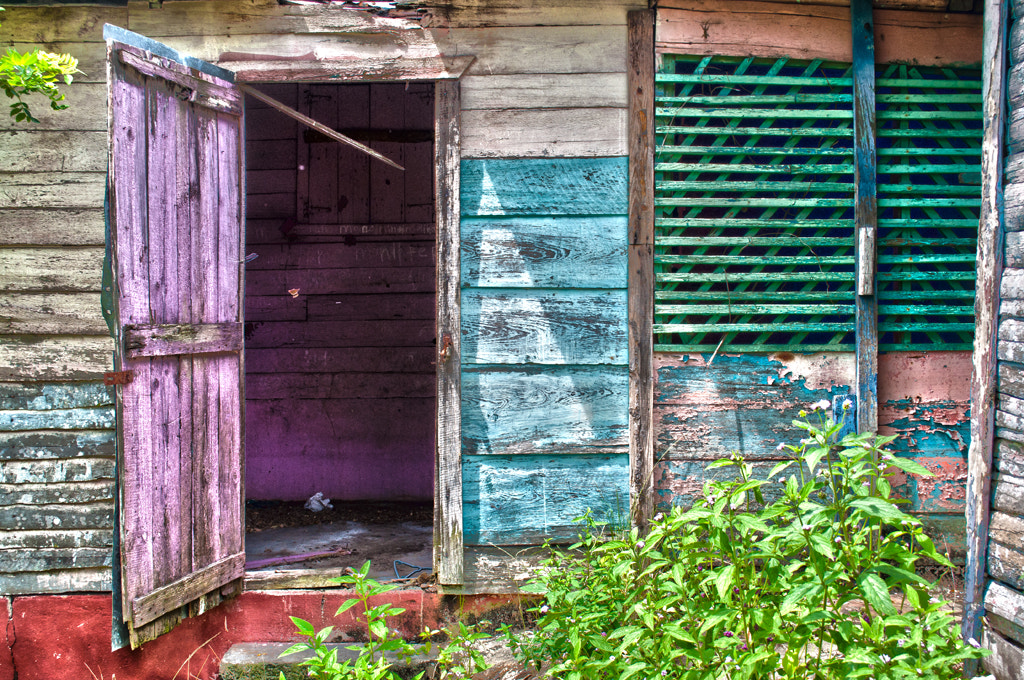 Photograph Abandon house  by Ivan... Olivo... on 500px