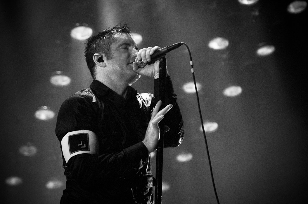 Photograph Nine Inch Nails by Olivier César on 500px