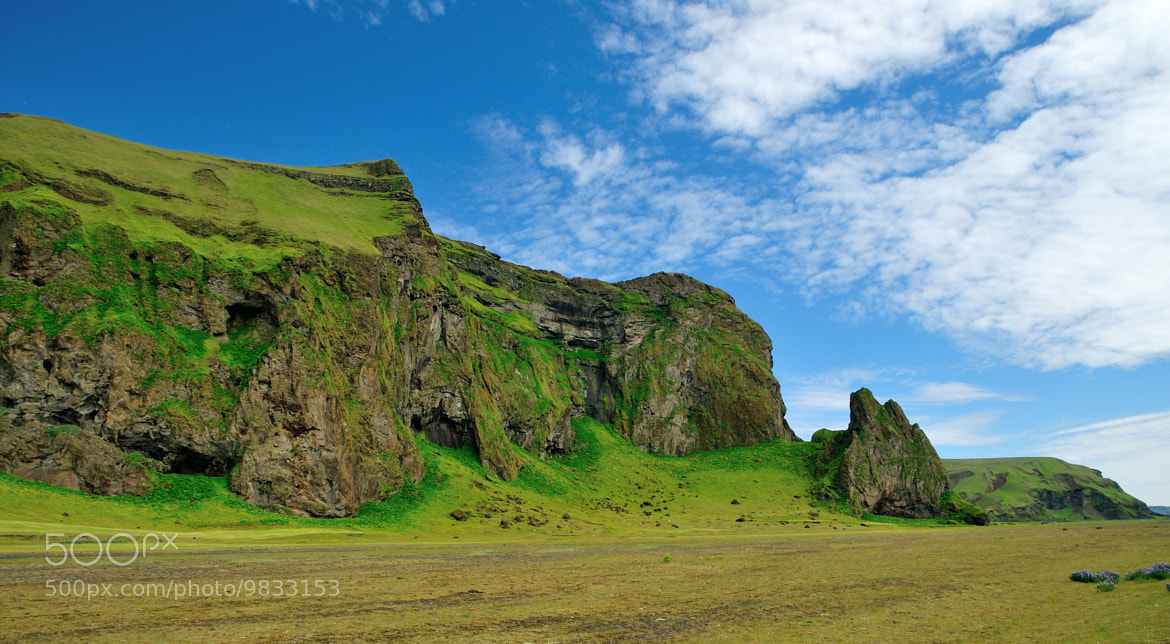 Photograph green Iceland by Yoann SERRE on 500px