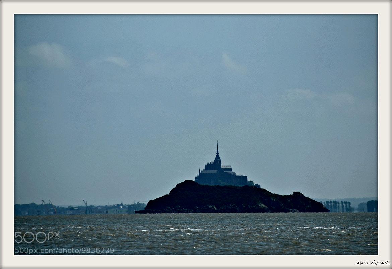 Photograph Mont St Michel by Bifarella Marie on 500px