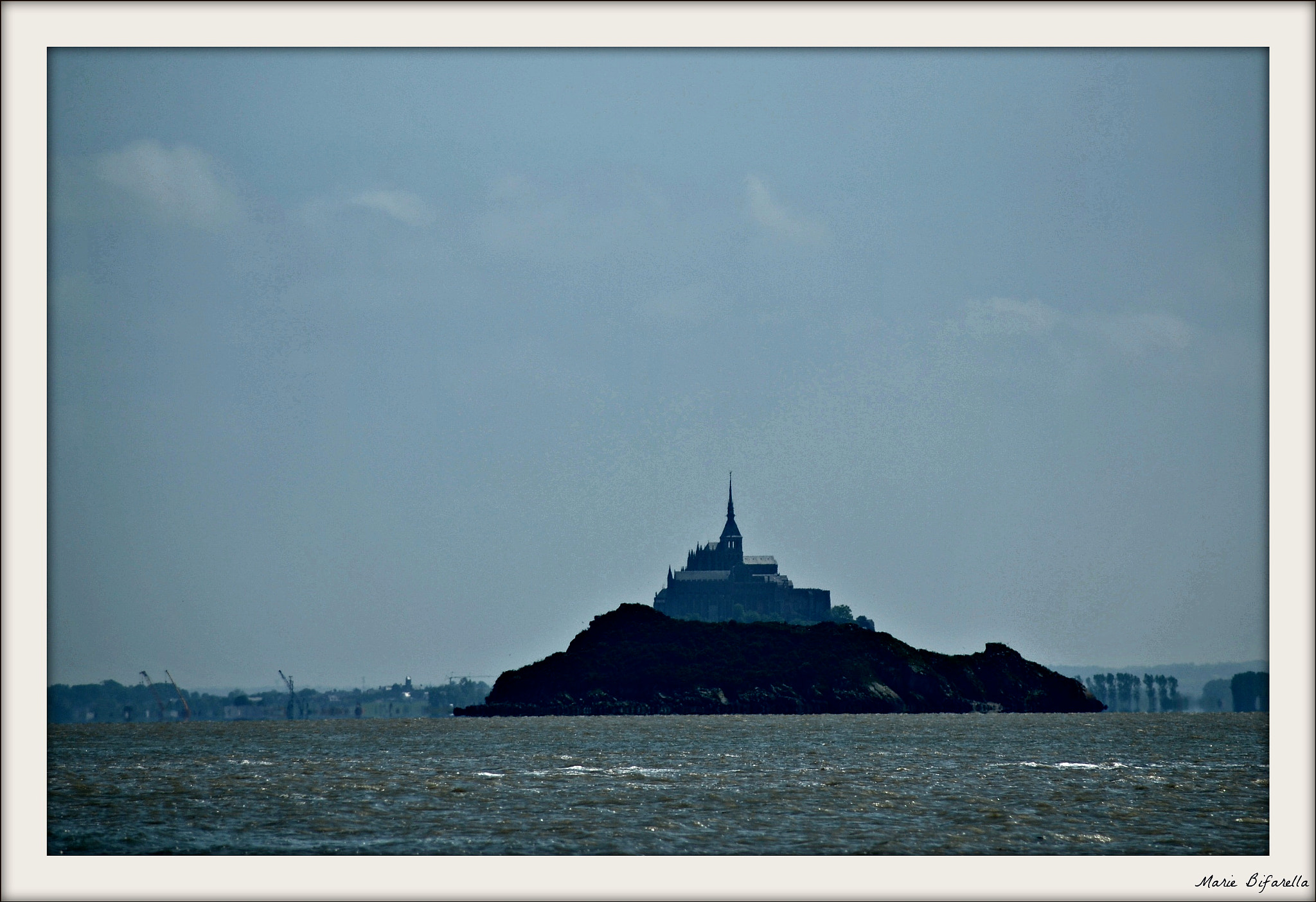 Photograph Mont St Michel by Bifarella Marie on 500px
