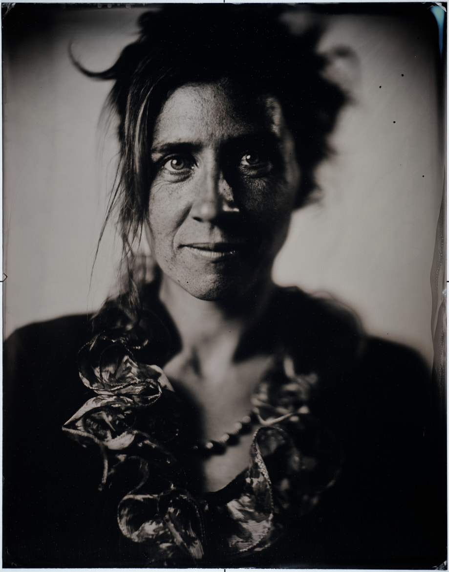Photograph Mimi by wetplate studio on 500px