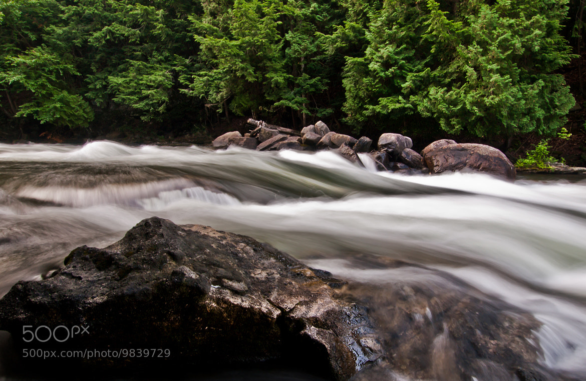 Photograph thundering rapids by Kevin  Pepper on 500px