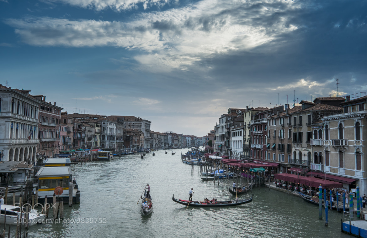 Photograph Venezia by Panayiotis Kyriacou on 500px